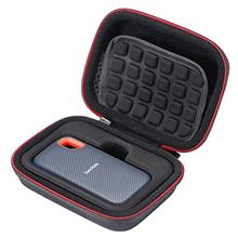 [From USA]Hard Case for SanDisk 250GB / 500GB / 1TB / 2TB Extreme Portable SSD