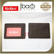 Kickers KIC87099 Leather Pocket Wallet Credit Access T &G Card Holder
