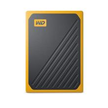 [From USA]WD 1TB My Passport Go SSD Amber Portable External Storage USB 3.0 -