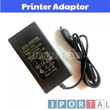 Thermal Receipt Printer Power Adapter / Power Supply 24V 3A (3 Pin)