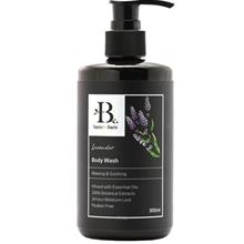 Bare For Bare Lavender Body Wash with Pure Essential Oil 300ml)