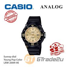 CASIO Women Kids LRW-200H-9E Analog Watch Young Pop Color [READY STOCK