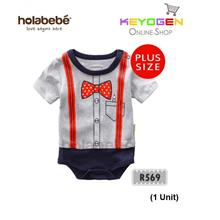 ( flash sale )Holabebe Baby Romper Smartest Kid R569