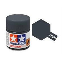Tamiya Acrylic paint XF-50 Field Blue (10ml)