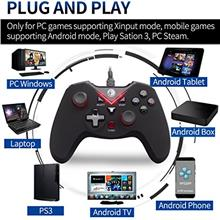 [From USA]IFYOO-V108-Red V-one Wired USB Gaming Controller Gamepad Joystick fo