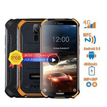 DOOGEE S40 4G Android 9.0 Rugged Phone (WP-S40).