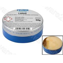 Felder Tin Soldering Grease Flux 50g (FSP50G)
