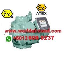 Carlyle Carrier Compressor Explosion Proof Box Malaysia