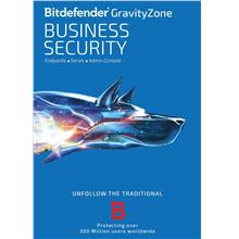 Bitdefender Gravity Zone Business Cloud Security 1 Year 5 PC 1 Server