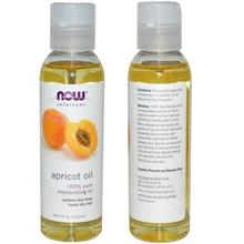 Apricot Oil, 100% Pure Moisturizing Oil, Made in USA (118ml)