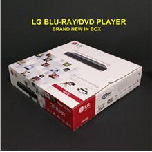 Brand New LG 3D Blu-ray Disc / DVD Player BP450