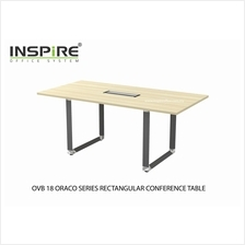 OVB 18 ORACO SERIES RECTANGULAR CONFERENCE TABLE (INCLUDED YBV 20 1 UN