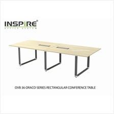 OVB 36 ORACO SERIES RECTANGULAR CONFERENCE TABLE (INCLUDED YBV 20 2 UN