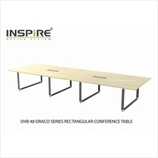 OVB 48 ORACO SERIES RECTANGULAR CONFERENCE TABLE (INCLUDED YBV 20 2 UN