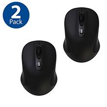 [From USA]Wireless Mouse for Laptop Cimetech 2.4G 1600 DPI Cordless Optical Wi
