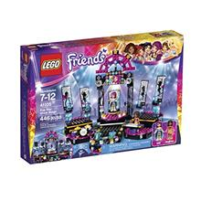 [From USA]LEGO Friends 41105 Pop Star Show Stage Building Kit