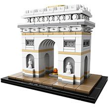 [From USA]LEGO Architecture Arc De Triomphe 21036 Building Kit (386 Piece)