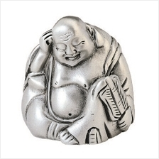 MSP37416 - Pewter Thinking Buddha