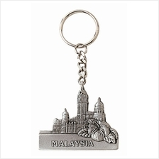 MSP38266 - Pewter Key Chain - Sultan Abdul Samad