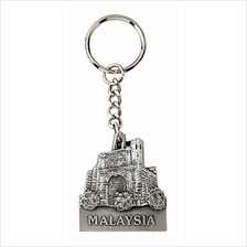 MSP38268 - Pewter Key Chain - A Formosa