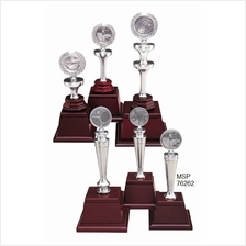 MSP76262 - Pewter Marathon Trophy