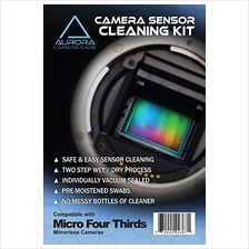 [From USA]Aurora Camera Care Camera Sensor Cleaning Kits (Micro Four Thirds)
