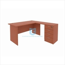 Writing Table/ Office Table/ Pedestal/ Cabinet 1