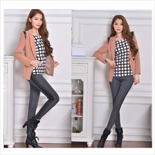 Faux Leather Legging Stretch Skinny Leggings Tights Casual Pants