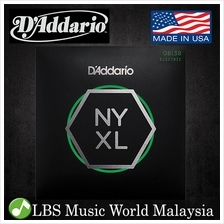 D 'Addario NYXL0838 Nickel Wound Electric Guitar String Extra Super Lig