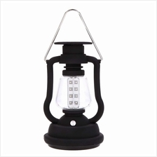 Quality Hand Crank Lantern -Outdoor (Rechargeable & Water Resistant)