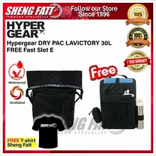 HYPERGEAR DRY PAC LAVICTORY 30L FREE FAST SLOT E)