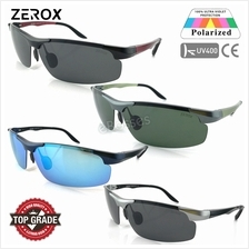 Zerox Top Quality Aluminium UV400 Polarized Sunglasses Men Women TY471