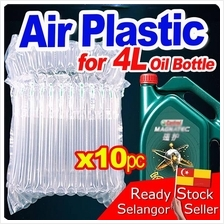 4L Motor Oil Cushion Air Plastic Bag Shock Proof Bubble Column Plastik