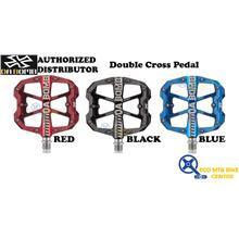 DA BOMB Double Cross Pedal