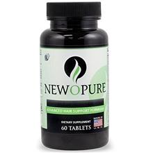 [From USA]Newopure: Natural Hair Growth Vitamins Repairs Hair Follicles Stops