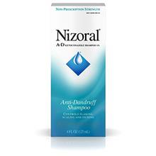 [From USA]Nizoral A-D Anti-Dandruff Shampoo 4 fl. oz 4 Fl Oz (Pack of 1)