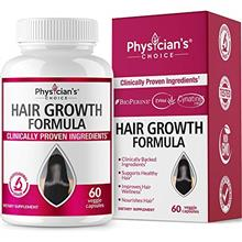 [From USA]Hair Growth Vitamins (Clinically Proven Ingredients) Award Winning K