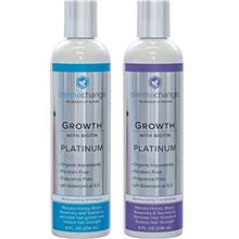 [From USA]Hair Growth Organic Shampoo and Conditioner Set - With Biotin and Ar