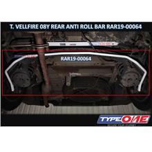 Type One-Toyota Alphard/Vellfire AH20  2.4 2WD (Rear Anti Roll Bar)