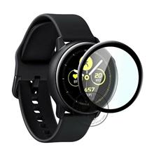 Samsung Galaxy Watch Active 2 40mm/44mm 3D Curved PET Film Protector