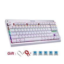 [From USA]HUO JI E-Element Z-77 Mechanical Gaming Keyboard Multicolor LED Back