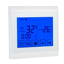 110-130V Air Conditioner 2-pipe Thermostat with LCD Display Good Quality Touch