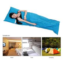 TOMSHOO 75*210CM Outdoor Travel Camping Hiking Polyester Pongee Healthy Sleepi