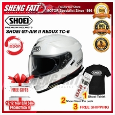 SHOEI GT-AIR 2 REDUX TC-6 Full Face Helmet Motorcycle)
