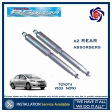 Toyota Vios NCP93 Rear Shock Absorber KYB RS Ultra (Heavy Duty)