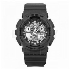 Casio G-SHOCK GA-100CF-8A GA-100CF-8ADR GA-100CF-8ACR Men Watch
