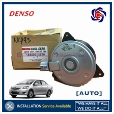 GENUINE DENSO RADIATOR FAN MOTOR for VIOS NCP93 (2008~2013) 2nd Gen