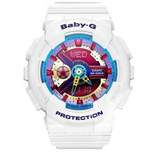 Casio BABY-G BA-112-7A BA-112-7ACR BA-112-7ADR Women Lady Watch