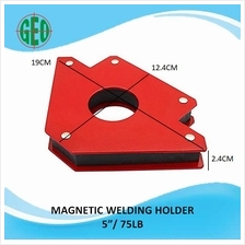 "MAGNETIC WELDING HOLDER 5 ""/ 75lb"