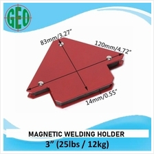 MAGNETIC WELDING HOLDER 3 '/ 25lb